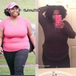 Jessica lost 45 pounds