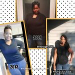 Latrice lost 131 pounds