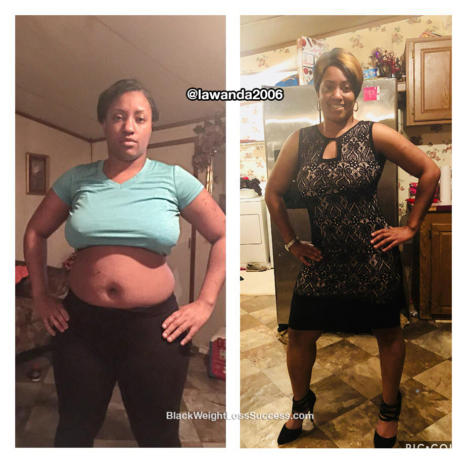 Lawanda weight loss story