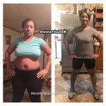 LaWanda lost 40 pounds