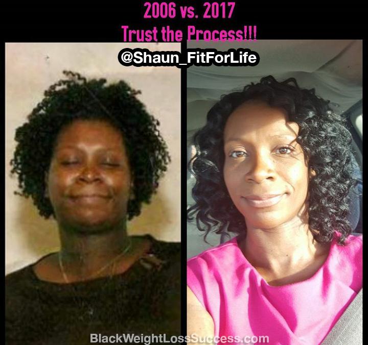 shaun weight loss