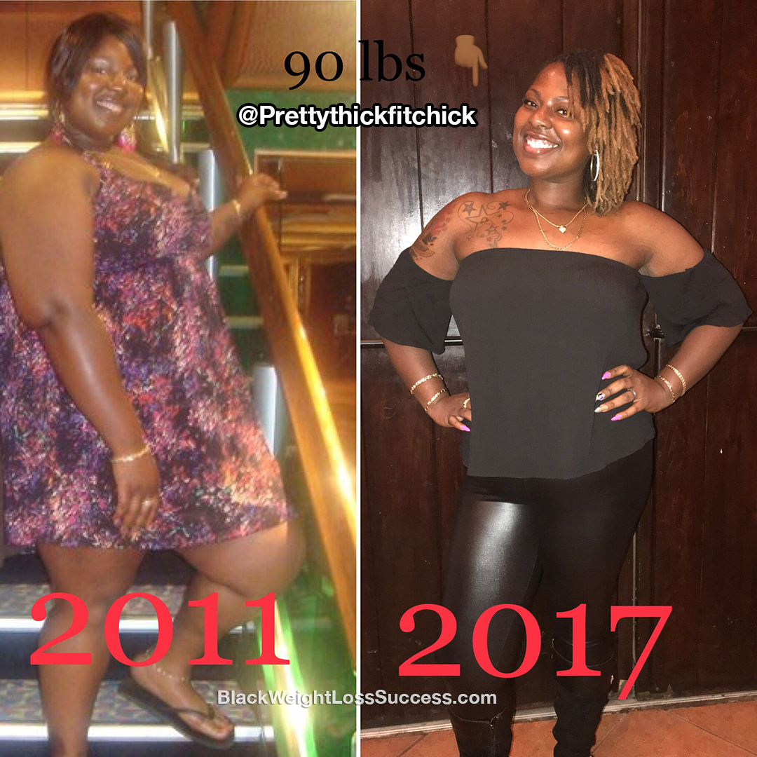 Kimberly before and after weight loss