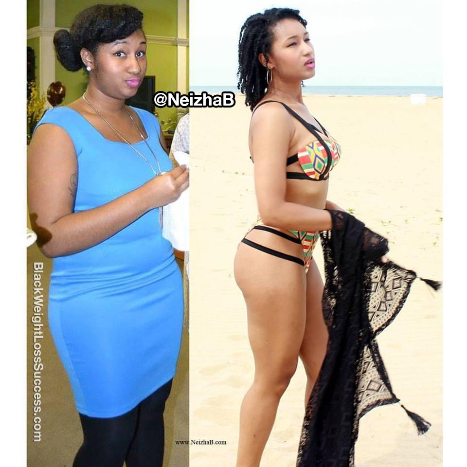 Taneisha weight loss story