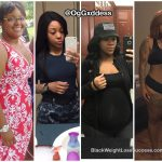 Charmane lost more than 80 pounds