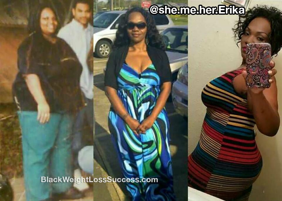 Erika weight loss story