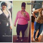 Kieva lost 100 pounds