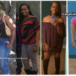 Lagacia lost 58 pounds