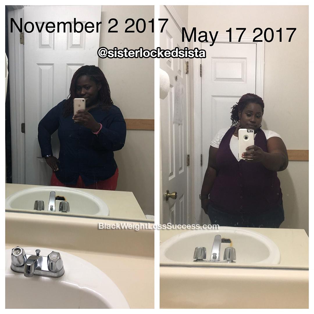 loretha weight loss story