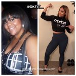 Danni lost 92 pounds