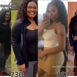 Latoya lost 80 pounds