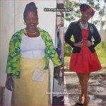 Latoya lost 100 pounds