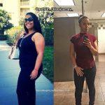 Rikke lost 61 pounds