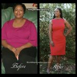 Dr. Tabatha went from a size 22 to a size 14