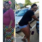 Whitley lost 30 pounds