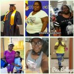 Tasheenia lost 172 pounds