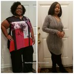 Veda lost 254 pounds