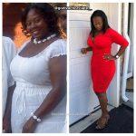 Verlonda lost 86 pounds