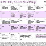 April Challenge