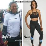 Brandi lost 40 pounds