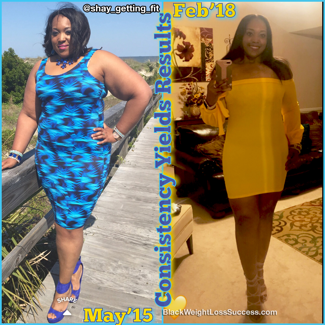 lashayla before and after