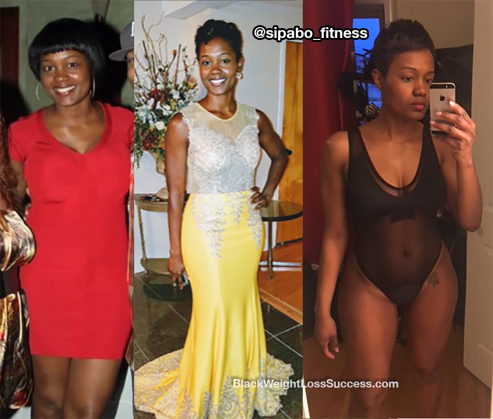 simone before and after