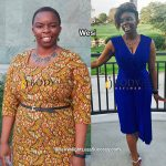 Wesi lost 50 pounds