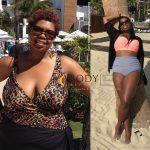 Brandi lost 86 pounds