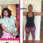 Keya lost 49 pounds