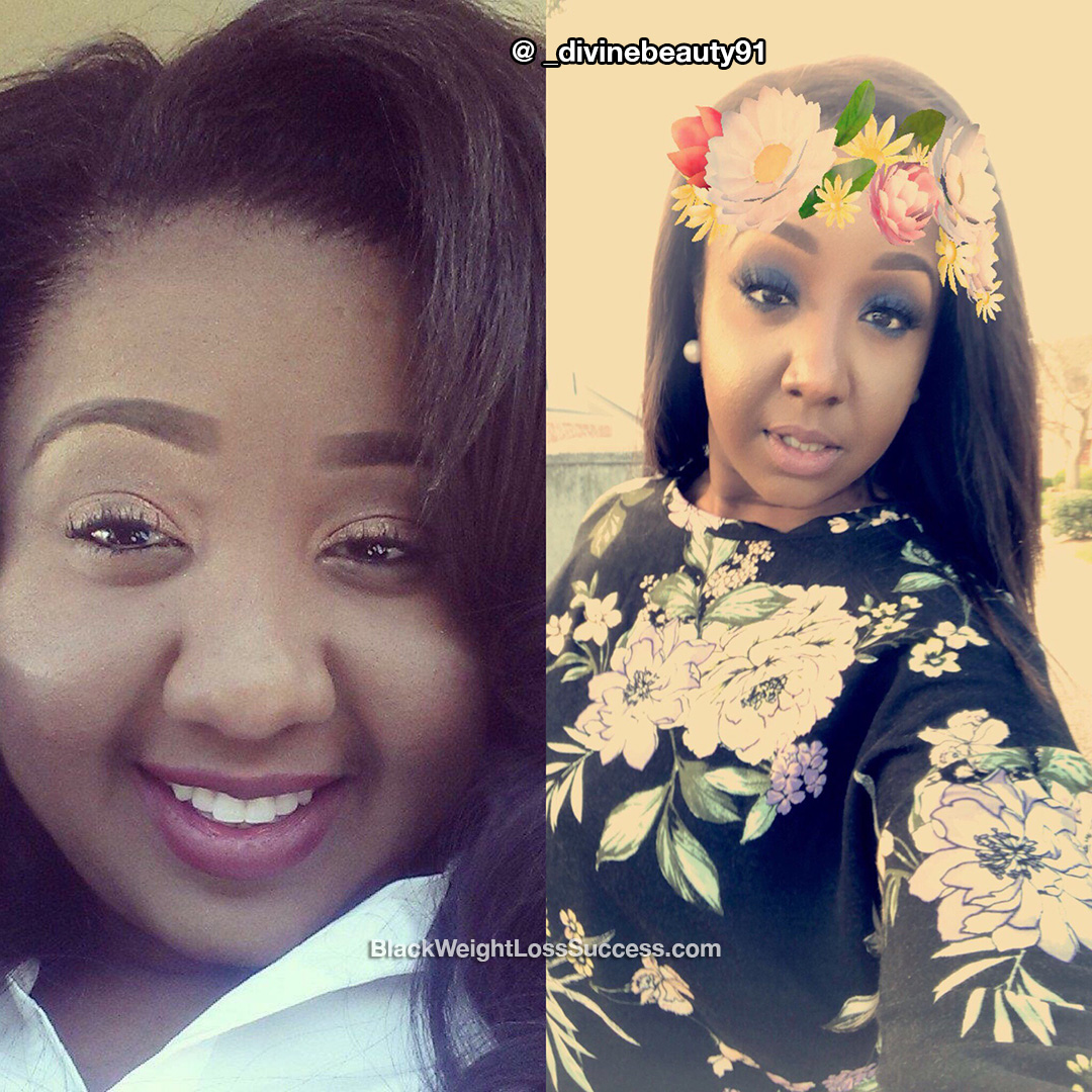 lashonta before and after