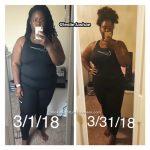 Leslie lost 17 pounds
