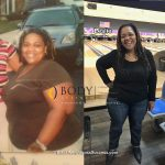 Leslie lost 114 pounds
