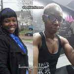 tiarra before and after
