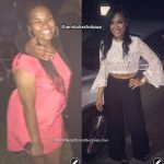 Jamilah lost 45 pounds