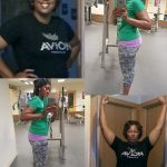 Janell lost 68 pounds