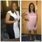 Johnnette lost 37 pounds