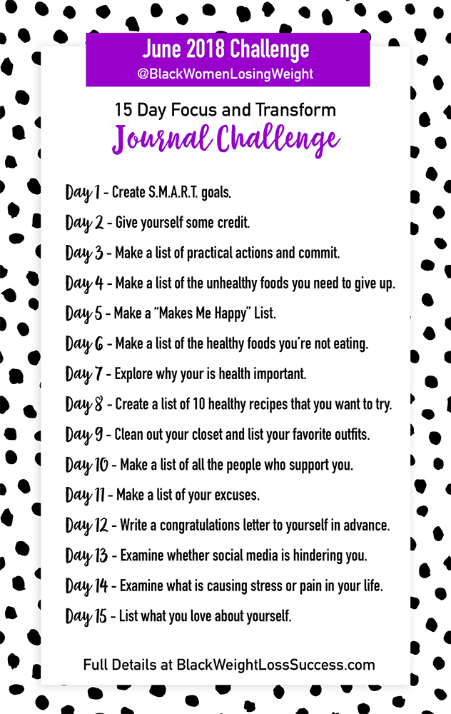 june journal challenge