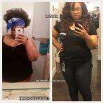 LaTasha lost 44 pounds