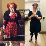 Sabrina lost 79 pounds