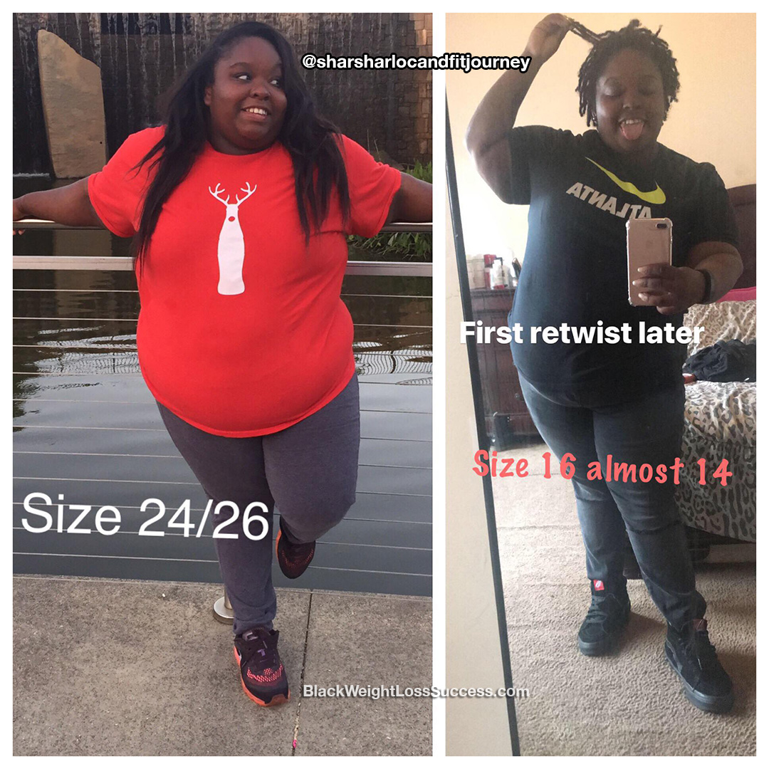 shadae before and after