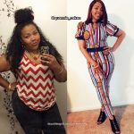 Shaquanna lost 107 pounds
