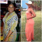 Michelle lost 83 pounds