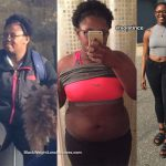 Solstince lost 105 pounds