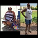 Barbara lost 108 pounds