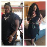 Brandy lost 36 pounds