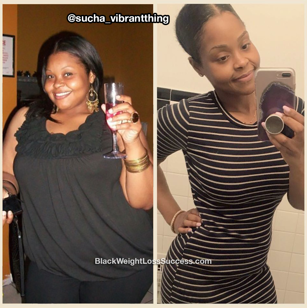 Kisha before and after