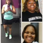 Mercedes lost 115 pounds