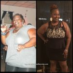 Nikkiey lost 101 pounds