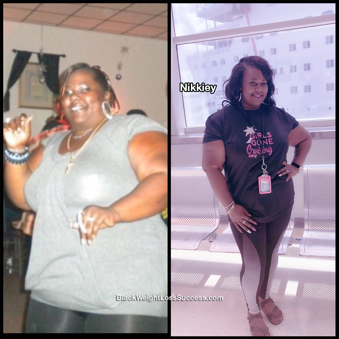 Nikkiey before and after