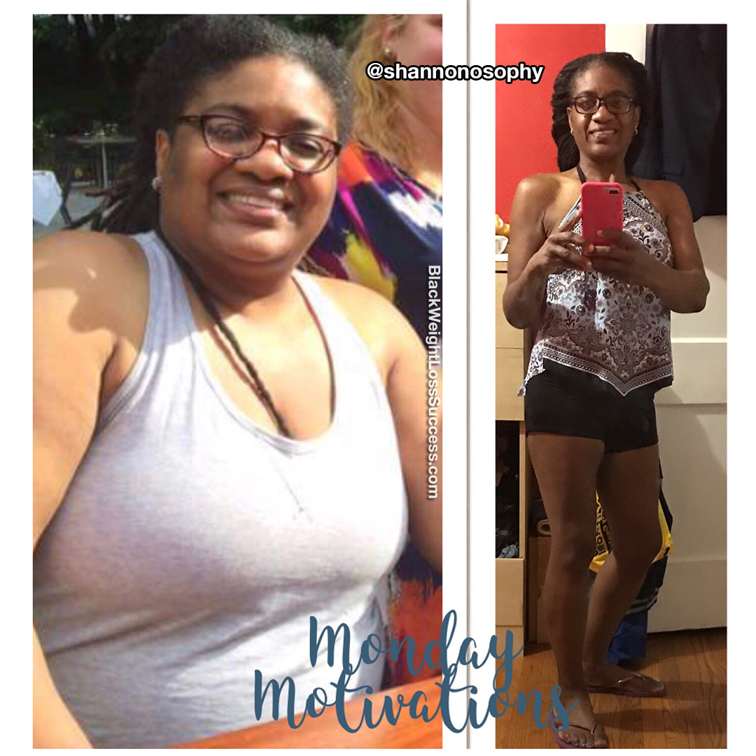 shannon weight loss story