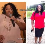 Shuronda lost 35 pounds